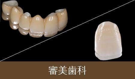 審美歯科(セラミック、ホワイトニング)
